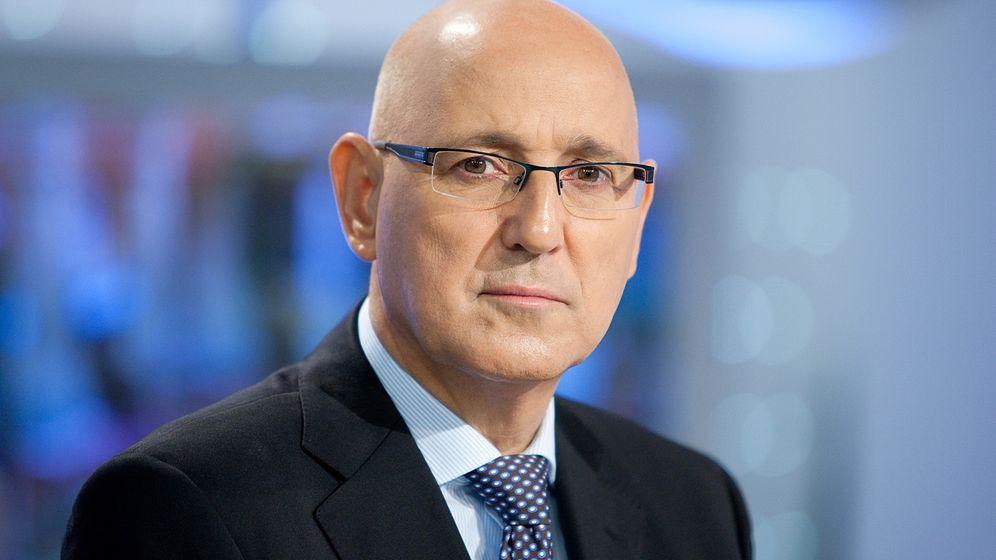 Foto: José Antonio Álvarez Gundín, director de los servicios informativos de TVE (EFE)