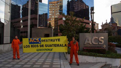 Cortamos el agua a Florentino Greenpeace denuncia el proyecto en el río Cahabón
