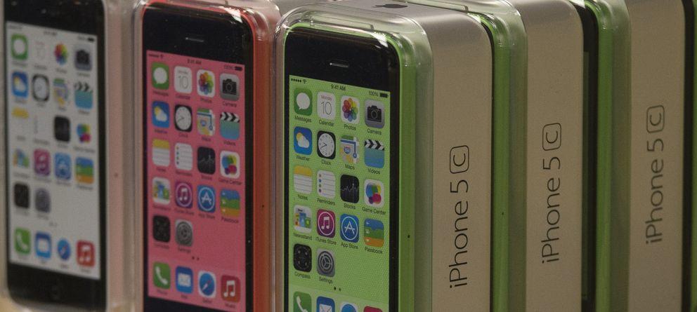 Foto: El 75% de los usuarios de 'smartphones' sucumben a la obsolescencia programada