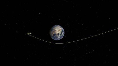 Un asteroide ha rozado la Tierra hace unos días (y nadie lo vio venir)