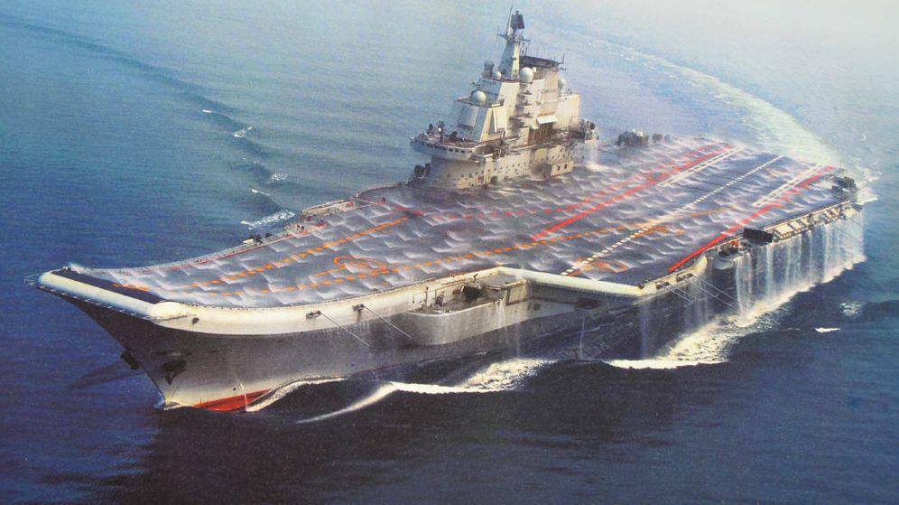 Resultado de imagen para portaaviones chino Shandong,