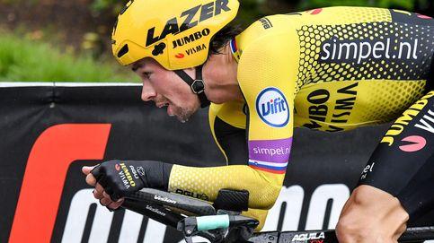 No todo es pasta...: la polémica del favorito al Giro, discutido por uno de su equipo