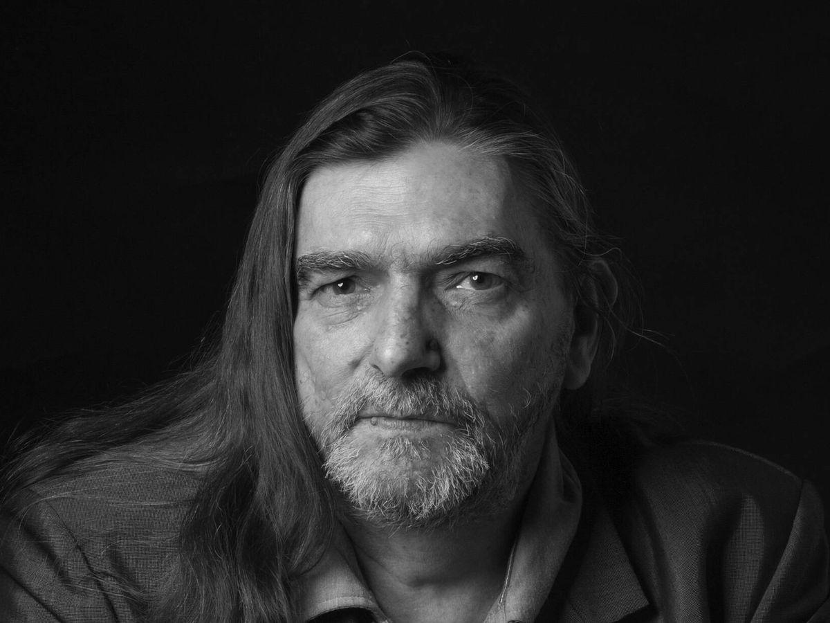 Foto: El escritor Jordi Cussà en la actualidad (Manel Escobet)