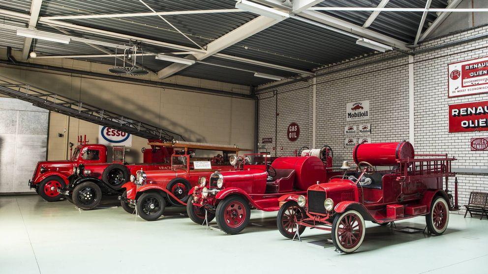 Bonhams subasta un museo con más de 200 vehículos históricos de la marca Ford