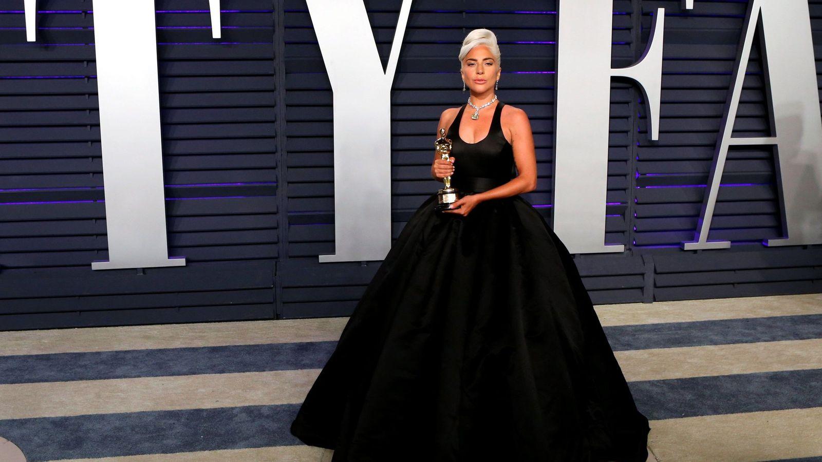 Foto: Lady Gaga. (EFE)