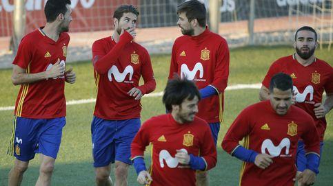 El triángulo defensivo que puede ser la debilidad de la España de Lopetegui