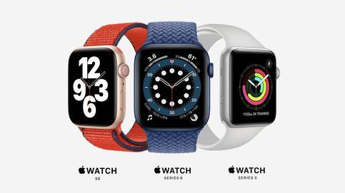 Estos son el Apple Watch 6 y el Watch SE: ¿merece la pena este nuevo reloj 'low cost'?
