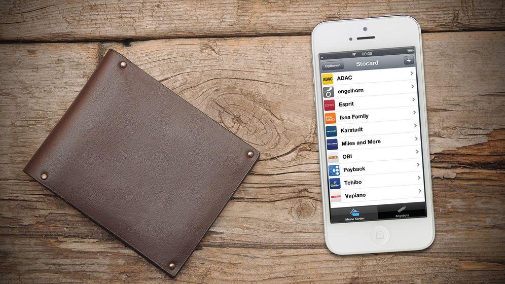 Foto: Así me libré de la cartera y las contraseñas gracias al 'smartphone'