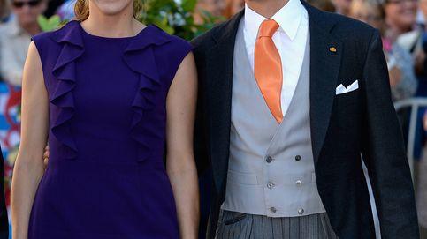 Tessy de Luxemburgo aparca sus diferencias: la tierna felicitación a su ex, el príncipe Louis