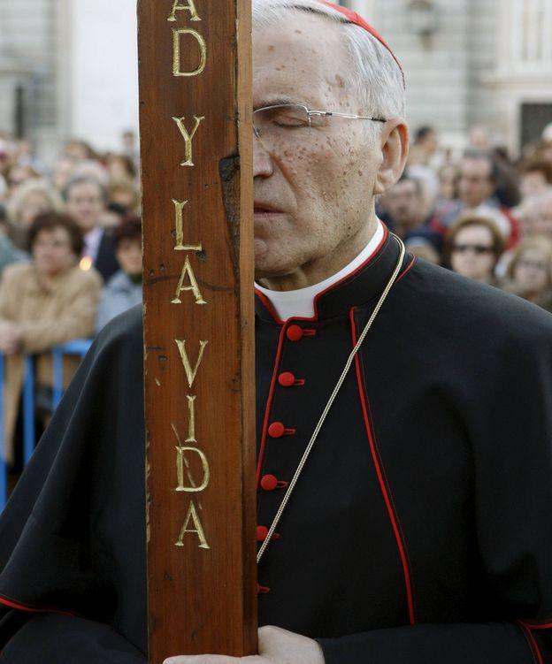 Foto: El cardenal Antonio María Rouco Varela. (EFE)