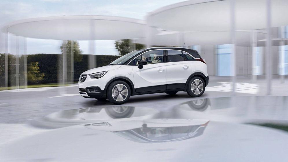 Foto: Nuevo Opel Crossland X en junio