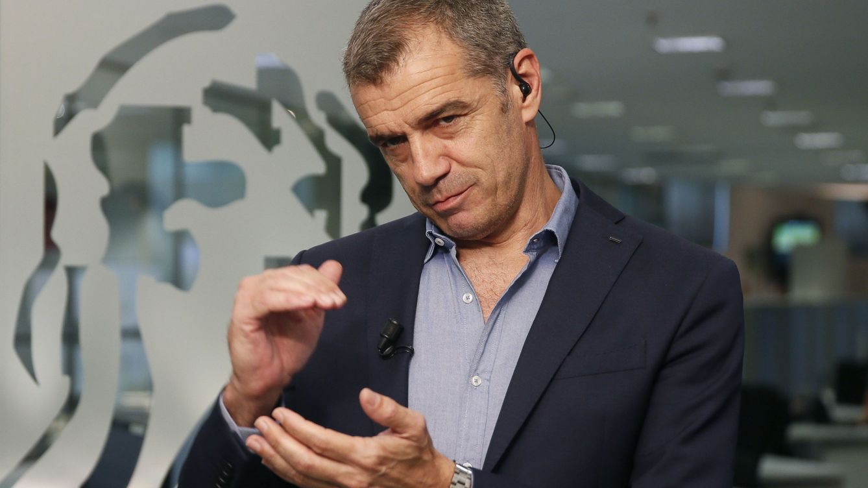 Toni Cantó vuelve a las andadas: la última salida de tono del diputado contra Naseiro