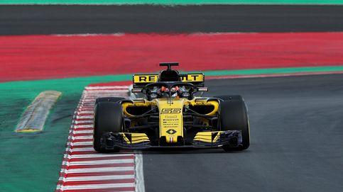 Por qué a Carlos Sainz le gusta ver obras por todas partes en Renault