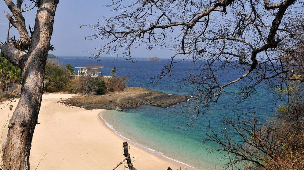 Foto: Una de las islas de Panamá en una imagen de archivo. (EFE)