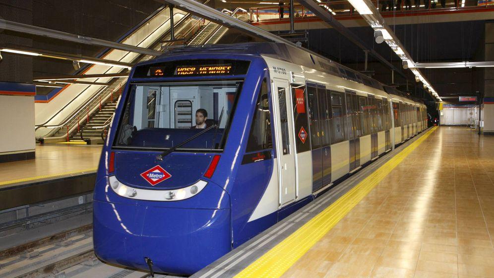 Foto: Metro de Madrid. (EFE)