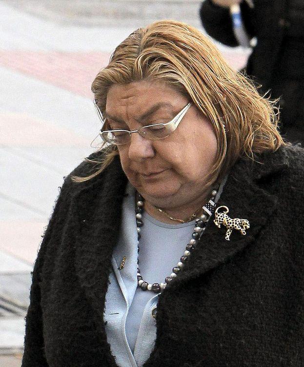 Foto: La extitular del Juzgado número 43 de Madrid, Coro Cillán.