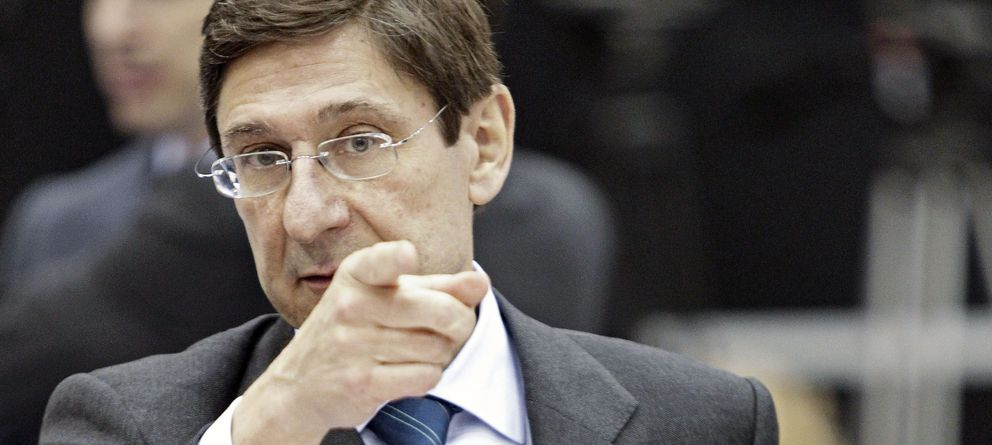 Foto: El presidente de Bankia, José Ignacio Goirigolzarri