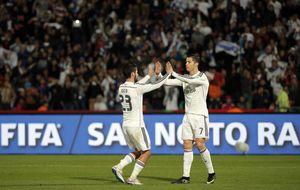Así vivimos en directo el Real Madrid-San Lorenzo de Almagro
