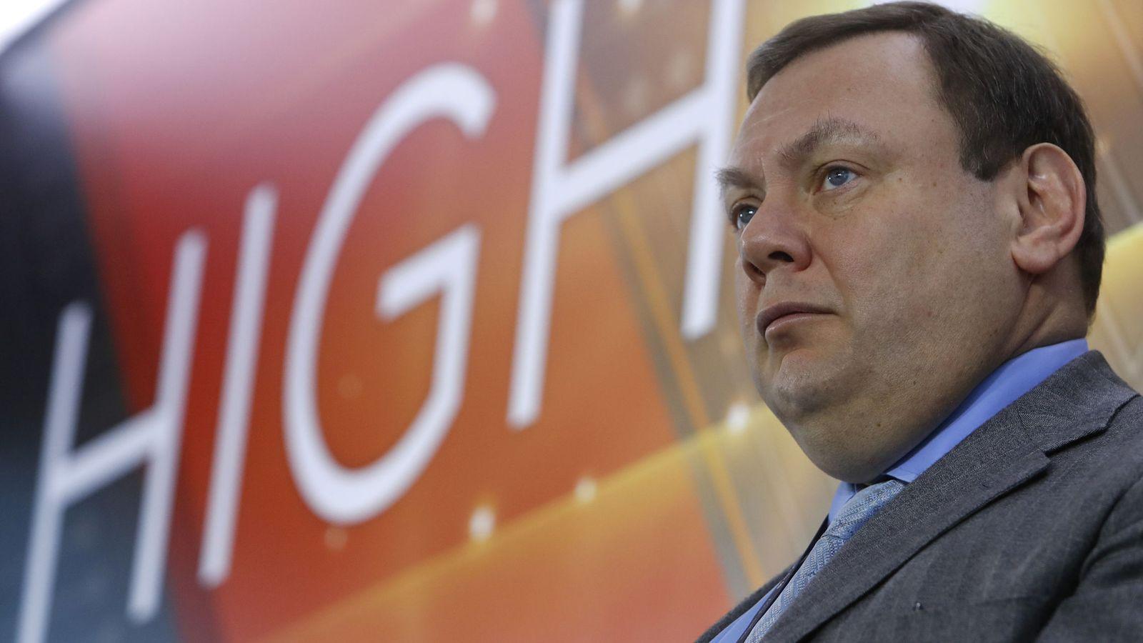 Foto: El magnate ruso Mikhail Fridman (Reuters)