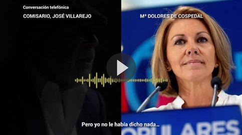 Cospedal preparó la visita para que nadie viera a Villarejo: Mariano ahora no está