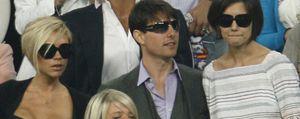 Tom Cruise y Katie Holmes esperan su segundo bebé, según la prensa inglesa