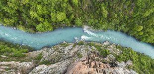 Post de El misterio del río que fluye hacia arriba