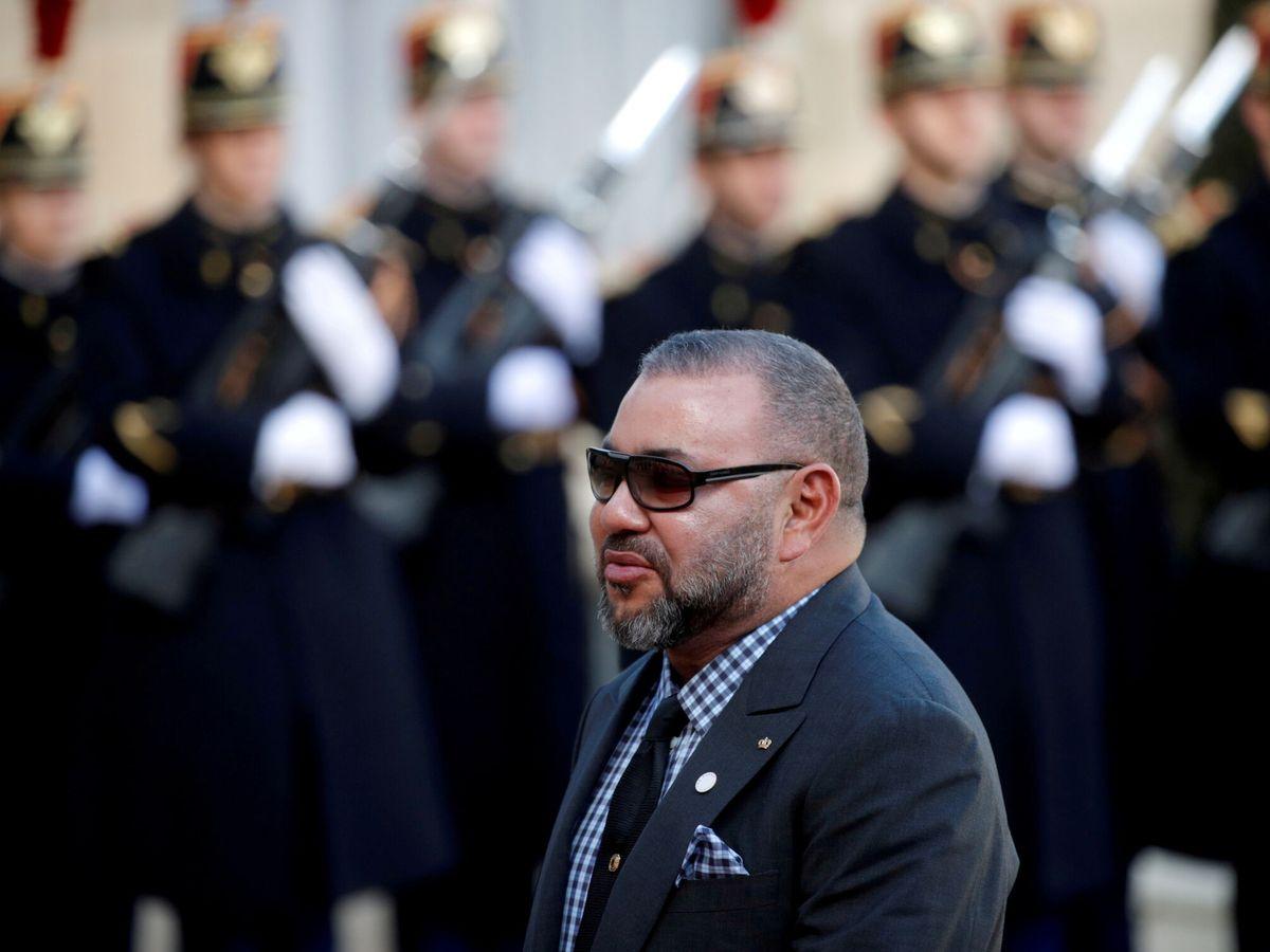 Foto: El rey de Marruecos, en una imagen de archivo. (Reuters)