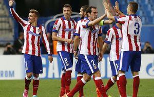 Arrancar a tiempo, la asignatura pendiente de un Atlético goleador
