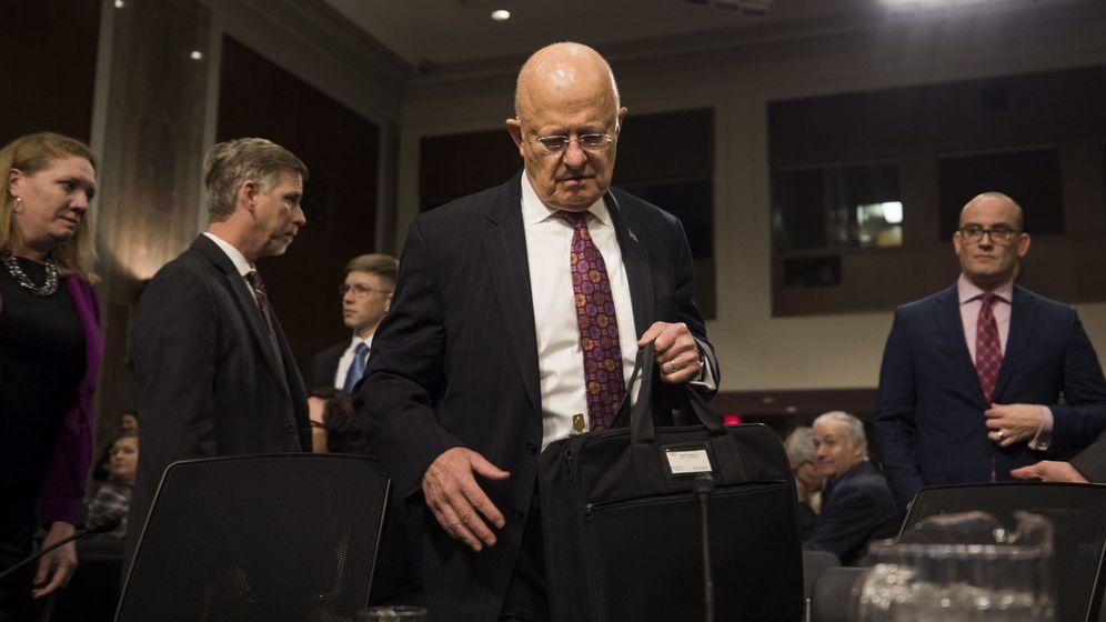Foto: El director de Inteligencia Nacional de Estados Unidos, James Clapper. (EFE)