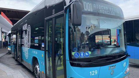 Así es la línea 'cero' de autobuses de EMT Madrid: viajes gratis entre Moncloa y Atocha