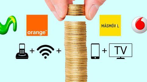 Fibra y móvil al 50%: los operadores preparan ofertas de 'derribo' tras el verano