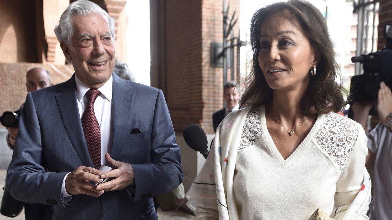 Foto: Isabel Preysler y Mario Vargas Llosa en una imagen de archivo (Gtres)