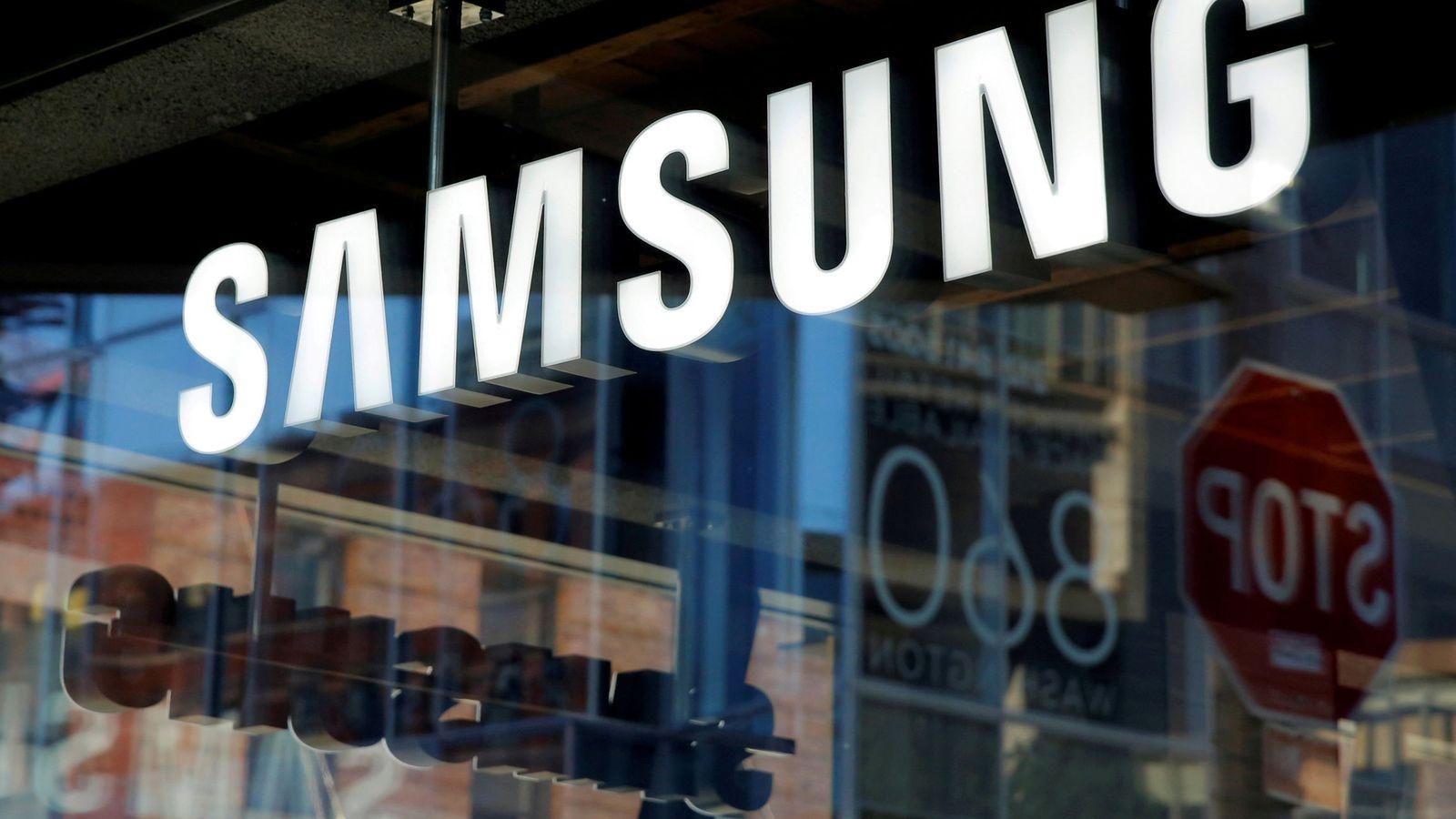 Foto: Samsung. (Reuters)