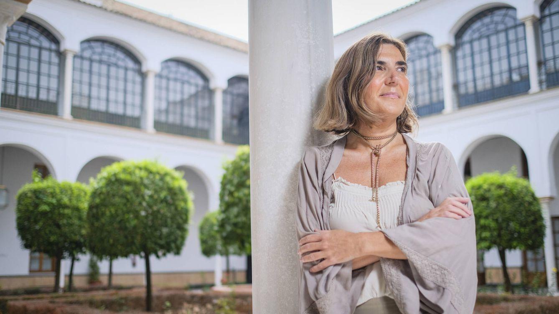 Foto: Entrevista a Rocío Blanco, consejera de Empleo de la Junta de Andalucía. (Pepo Herrera)