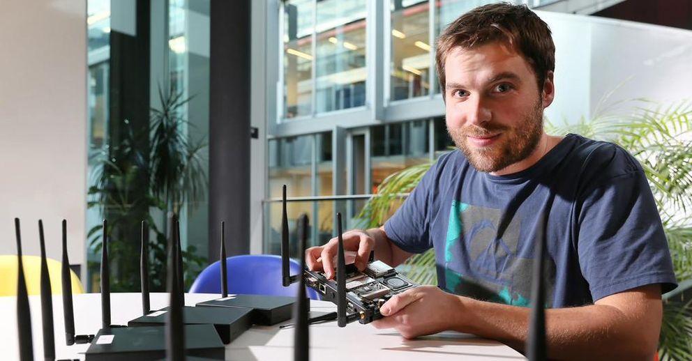 Foto: Un algoritmo promete hacer tu red wifi hasta siete veces más rápida