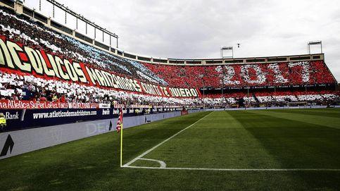 El Atlético de Madrid dijo adiós a lo grande al Vicente Calderón