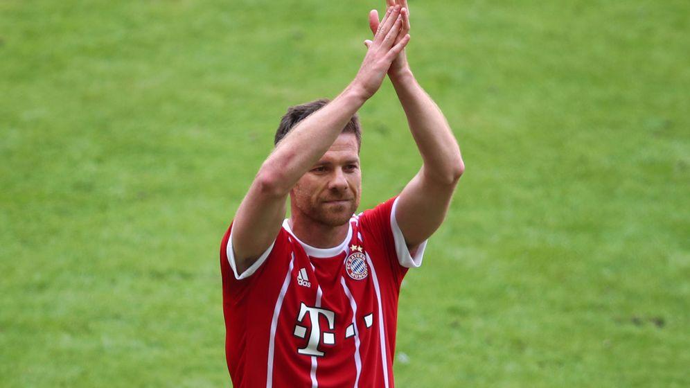 Foto: El jugador de fútbol Xabi Alonso. (Reuters)