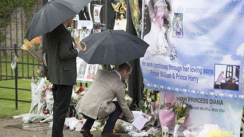 Sus hijos recuerdan a Diana un día antes del 20 aniversario de su muerte
