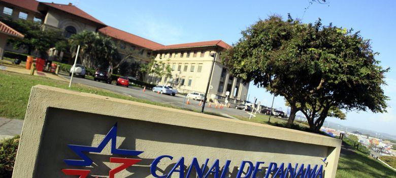 Foto: Vista general del edificio de la Administración del Canal de Panamá. (EFE)