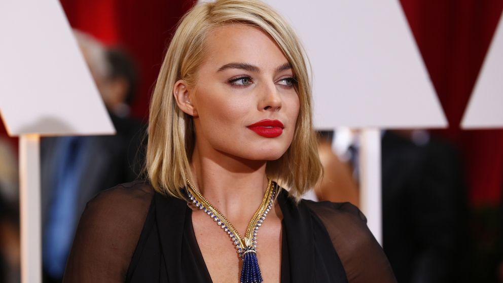 Margot Robbie, una 'loba' con un millón y medio de dólares al cuello