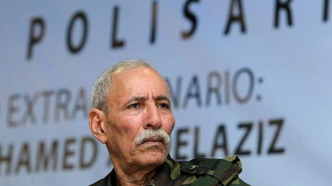 El líder del Polisario sale de España al segundo intento y tras una jornada de caos
