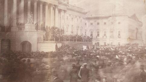 De Lincoln a Trump: así han sido las investiduras presidenciales desde 1857