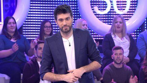 Dani Martínez y su dardo a la política al hablar de la rivalidad en televisión