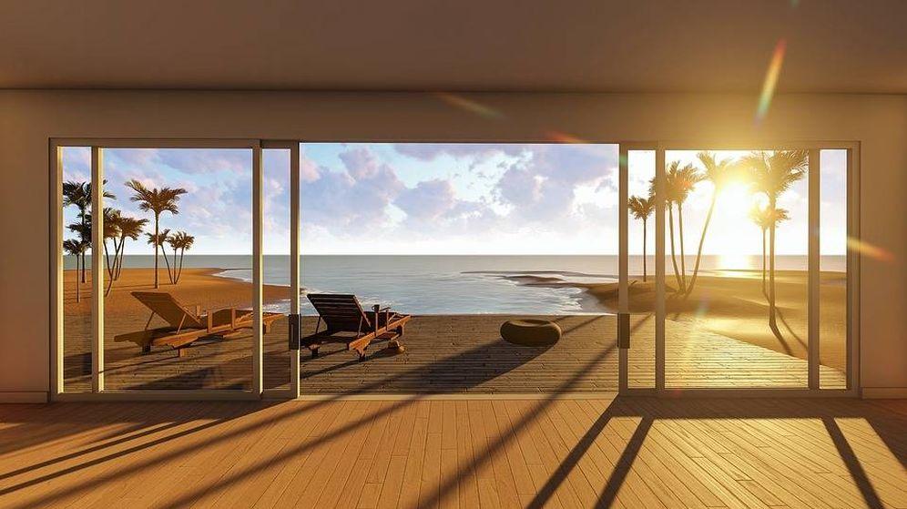 Foto: Apartamento a pie de playa. (Pixabay)
