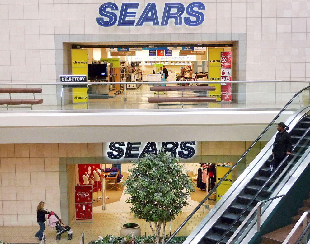 Foto: Sears se declaró en bancarrota esta semana, poniendo en guardia a sus homólogos en otros países. (Reuters)
