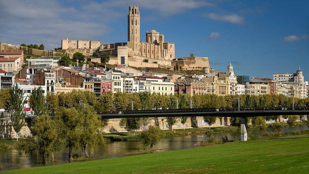 Foto: Vista general de la ciudad de Lleida. (Jorge Franganillo / Flickr)