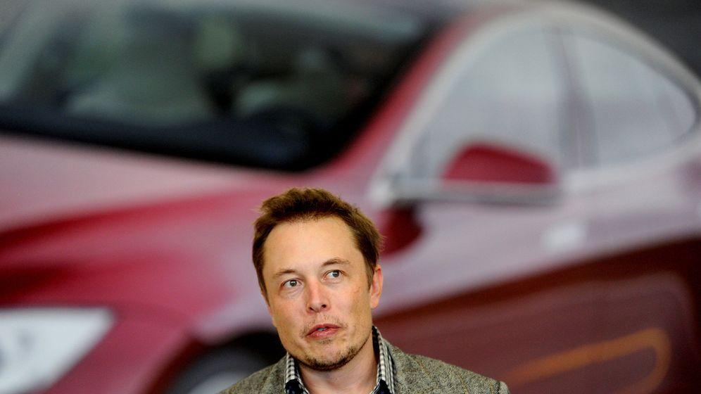 Foto: El director ejecutivo de Tesla, Elon Musk. (Reuters)