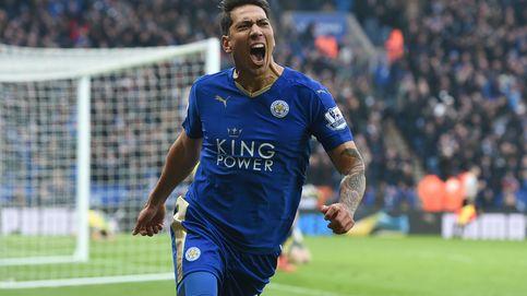 Ulloa mantiene vivo el sueño del Leicester en la Premier