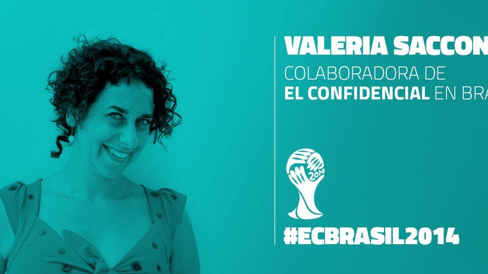 Encuentro digital con Valeria Saccone