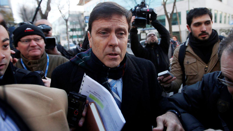 Eufemiano Fuentes solicitó el año pasado que le devolvieran las bolsas de sangre incautadas en la Operación Puerto. (Reuters)